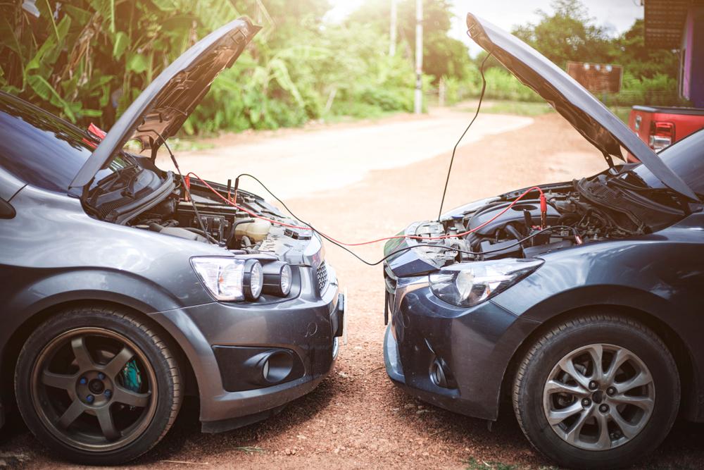 charger batterie avec cables